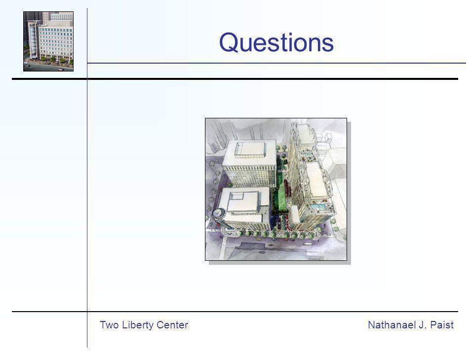 Nathanael J. PaistTwo Liberty Center