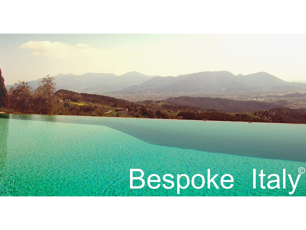 Bespoke Italy© works with Italys most luxurious villas, exclusive apartments and boutique hotels - only for the most discerning of travellers.