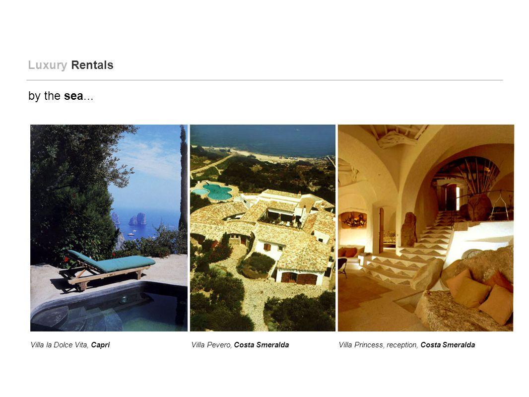 in the city... Luxury Rentals Villa Quirinale, Rome