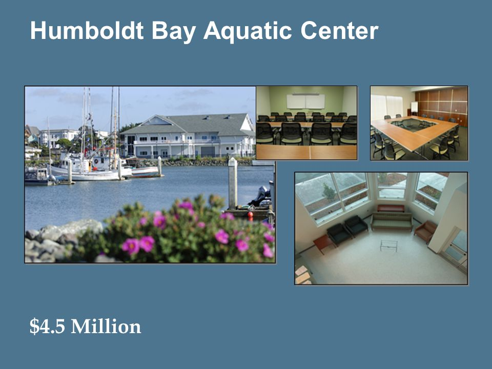 14 Humboldt Bay Aquatic Center $4.5 Million