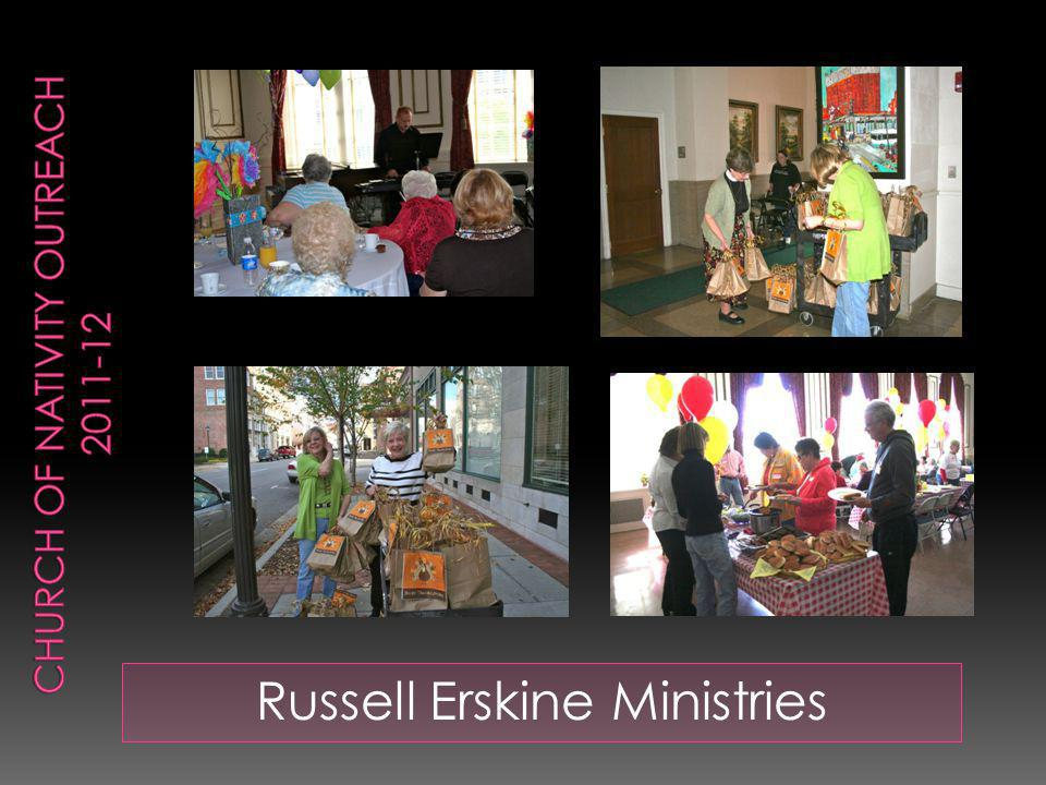 Russell Erskine Ministries