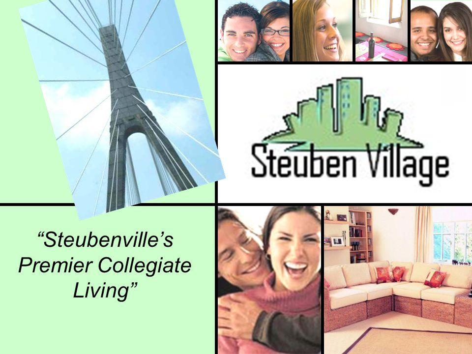 Steubenvilles Premier Collegiate Living