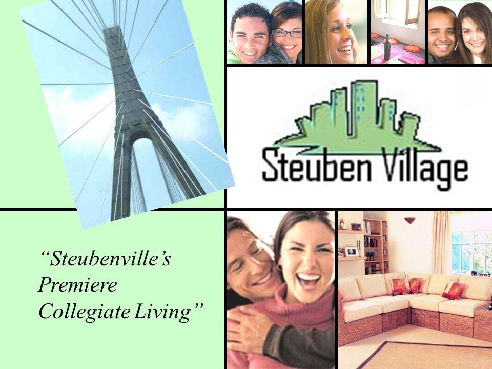 Steubenvilles Premiere Collegiate Living