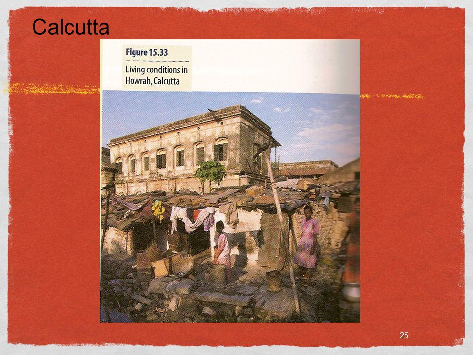 25 Calcutta
