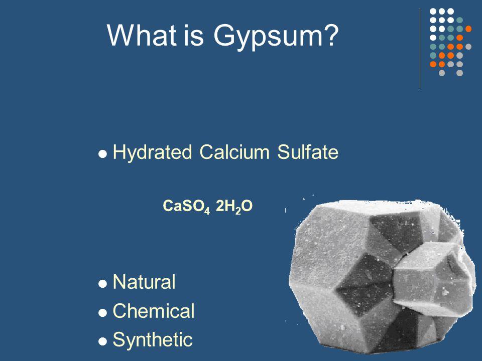 GYPSUM CONCRETE FLOORS