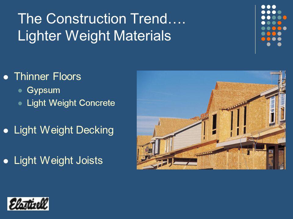 Decorative Surfaces Gypsum Concrete Stain the surface Seal the surface Cellular Concrete Integral Color Stain the surface Seal the surface