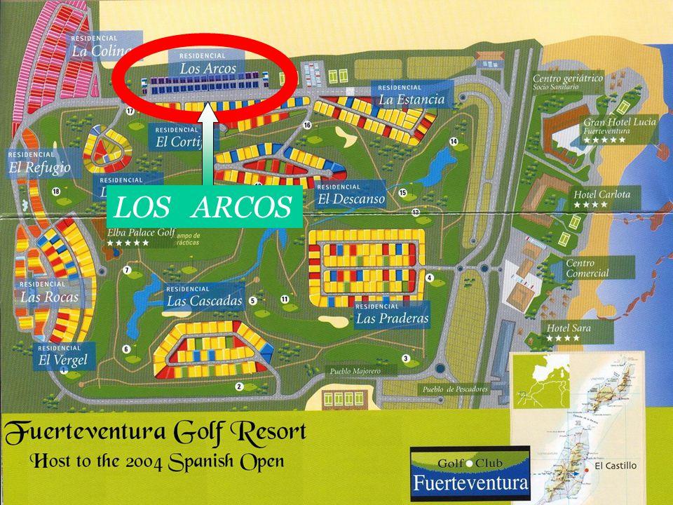 2 BEDROOM BUNGALOWS LOS ARCOS