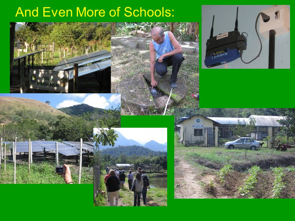 And Even More of Schools: