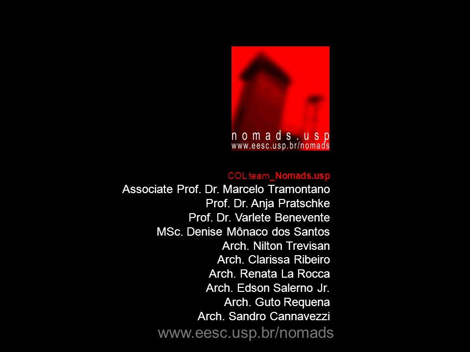 Associate Prof. Dr. Marcelo Tramontano Prof. Dr.