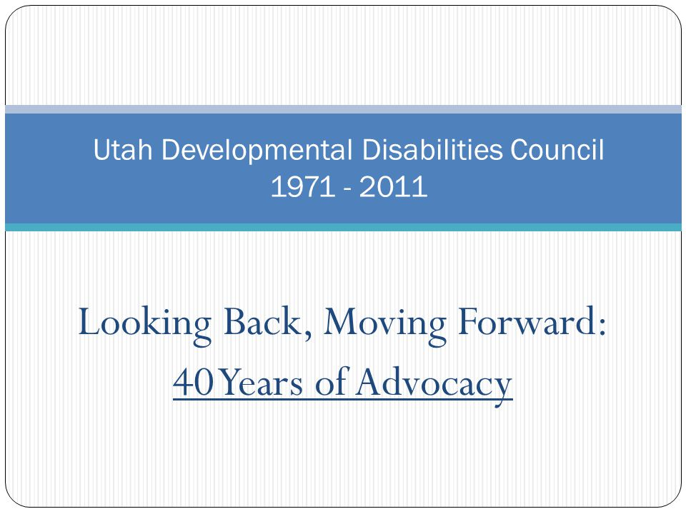 Therapy/Behavior Demonstration Projects Project Turn: Behavior Management and Home-Based Instructions for Parents with Autistic Children Childrens Behavior Therapy Unit (CBTU): Peer Support
