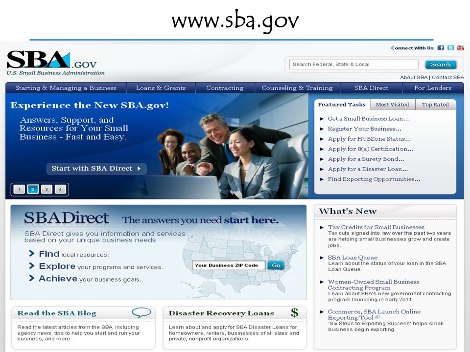 SBA ONLINE CLASSROOM: GROWING A BUSINESSU.S. Small Business Administration www.sba.gov