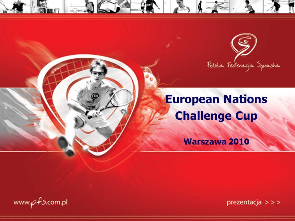 1 European Nations Challenge Cup Warszawa 2010