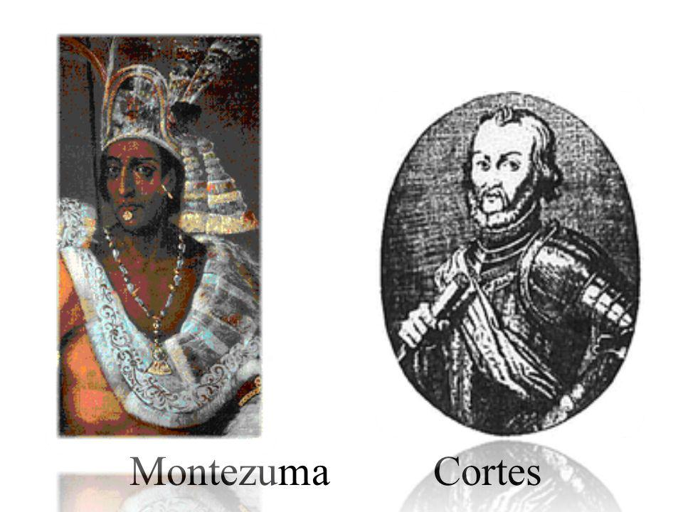Montezuma Cortes