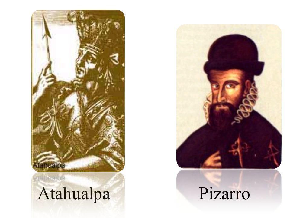 Atahualpa Pizarro