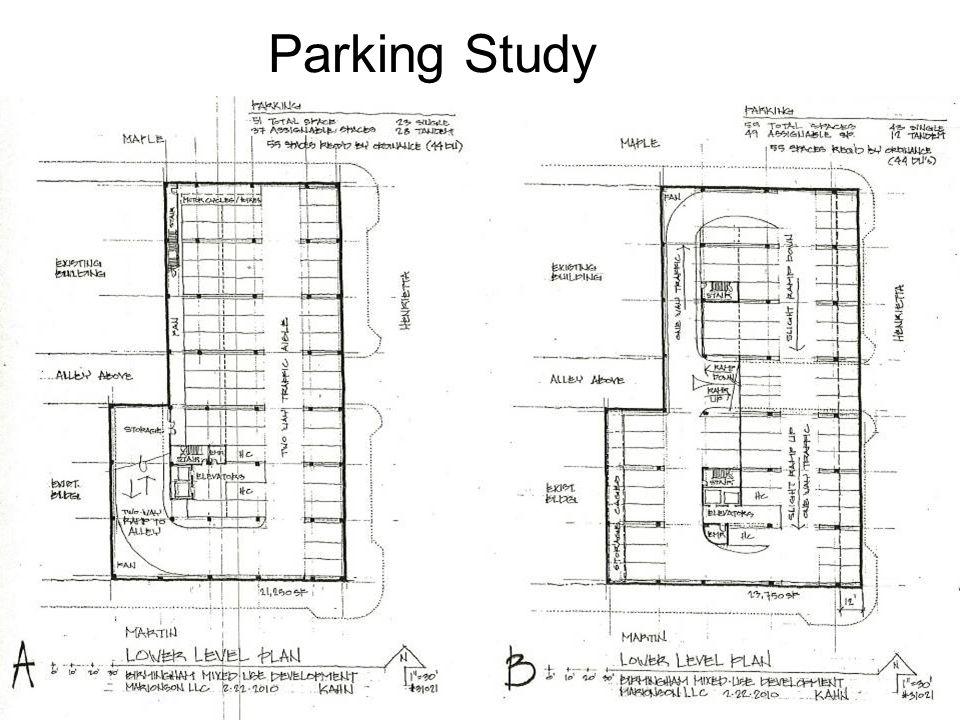Parking Study