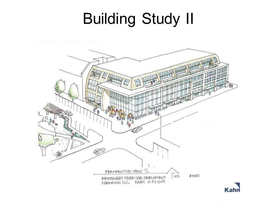 Building Study II