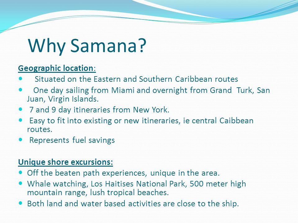 Where is Samana Bay