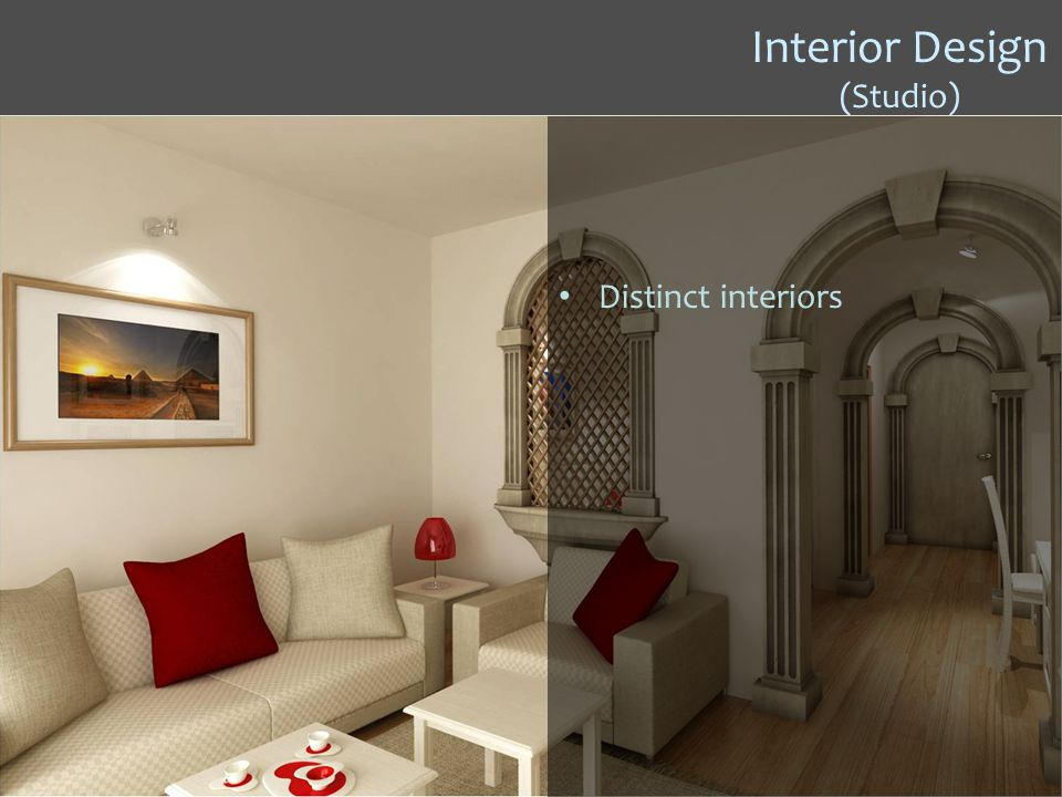 Distinct interiors Interior Design (Studio)