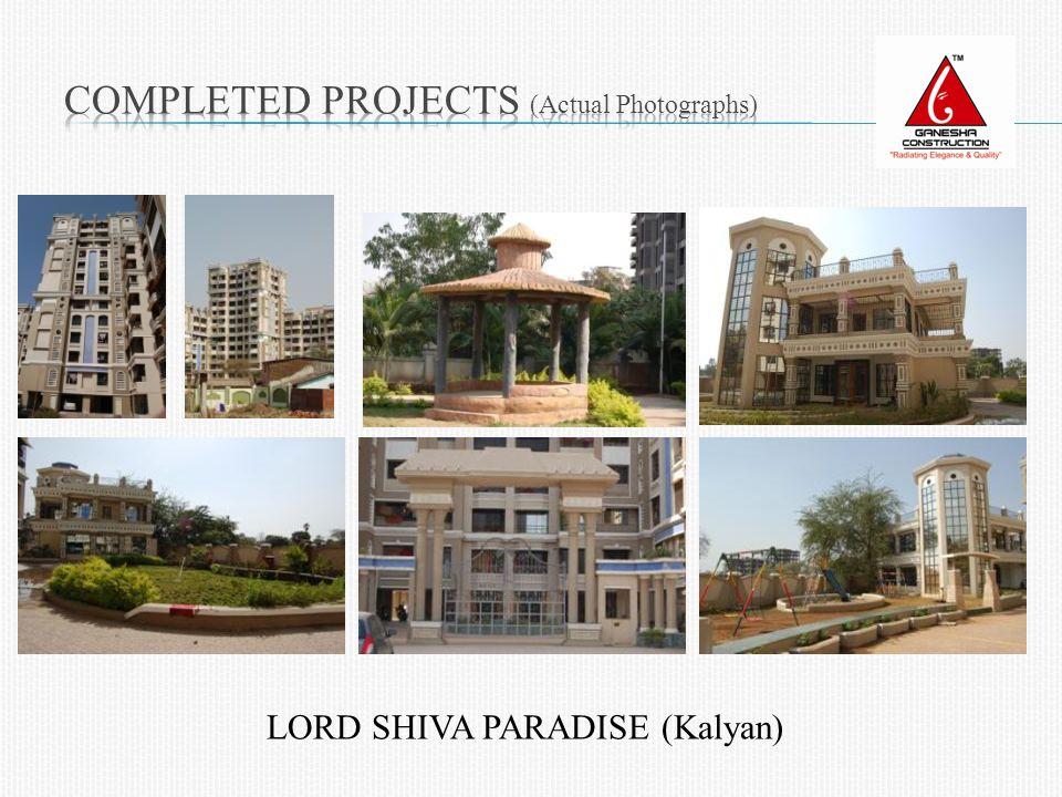 LORD SHIVA PARADISE (Kalyan)