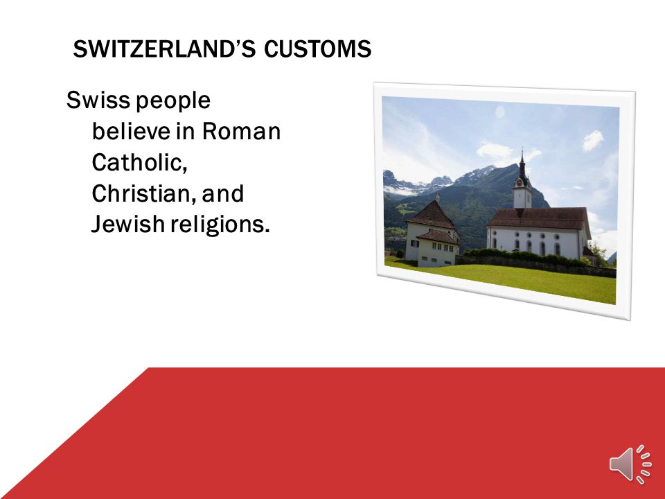 Switzerland is land locked by Germany, France, Italy, Spain, and Greece.