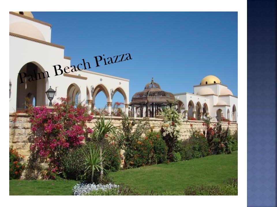 Palm Beach Piazza
