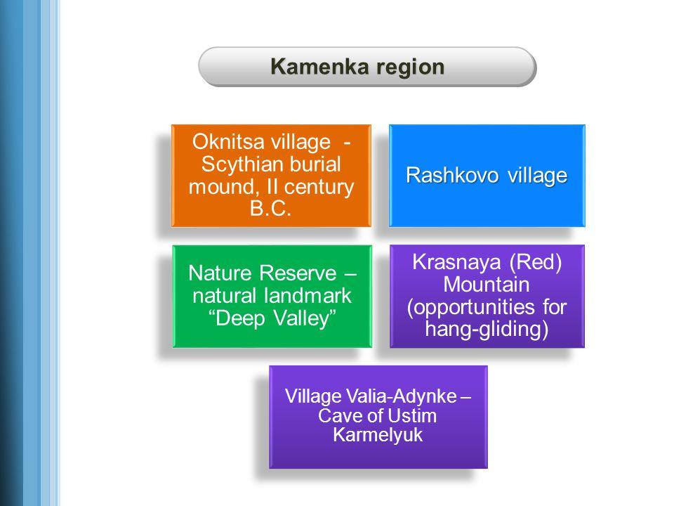 Kamenka region