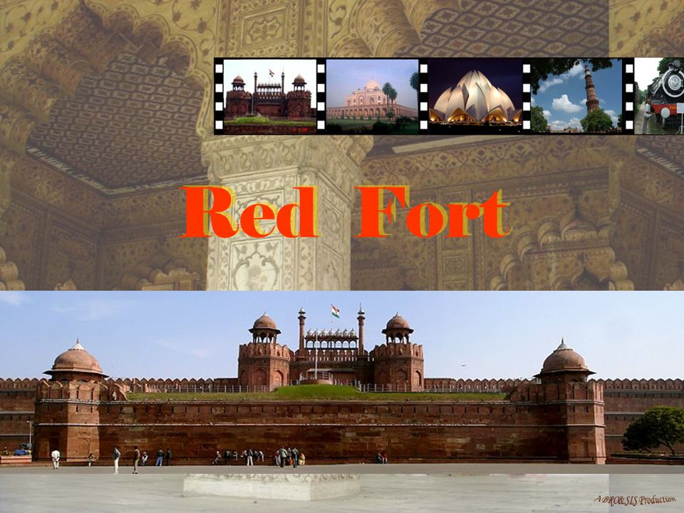 One of the most spectacular pieces of Mughal Architecture is the Lal Quila or the Red Fort.