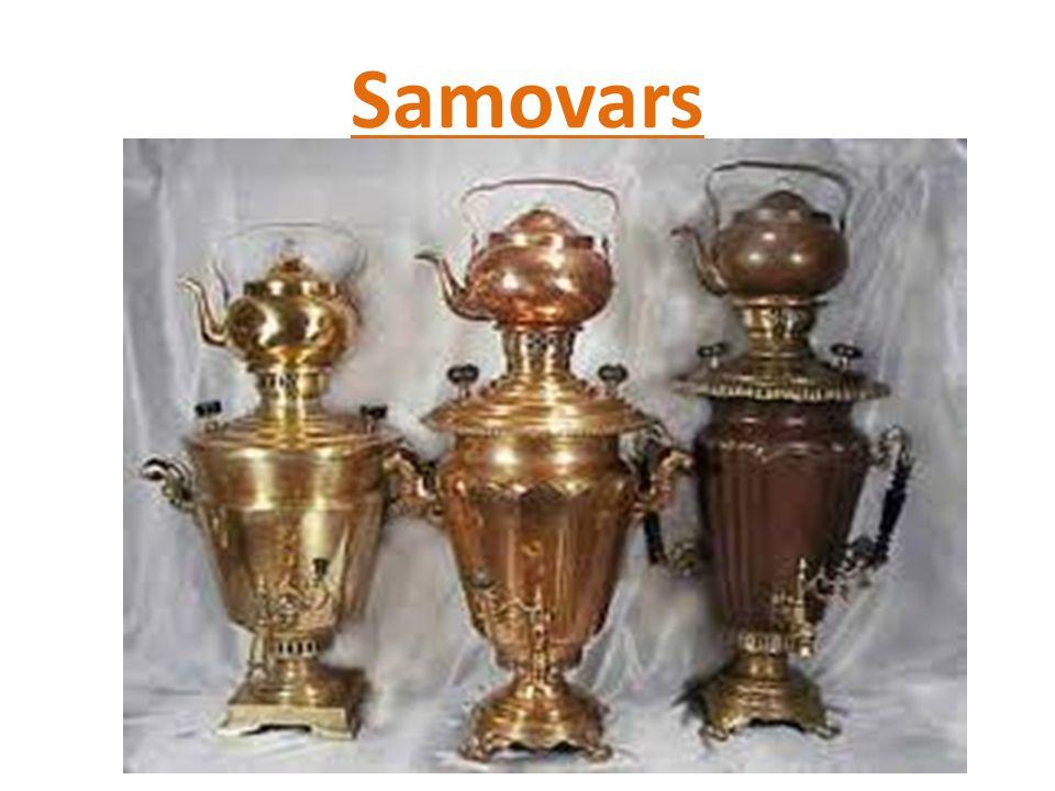Samovars