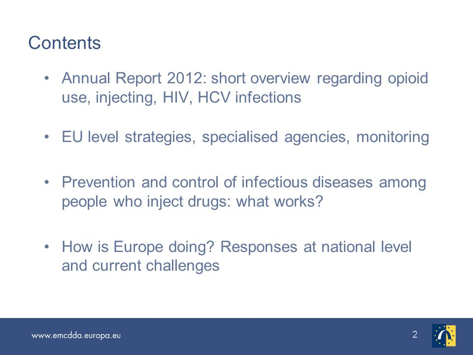 13 How is Europe doing? The response to HIV in European countries