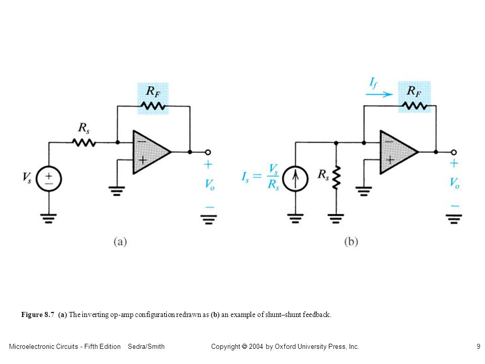 Microelectronic Circuits - Fifth Edition Sedra/Smith60 Copyright 2004 by Oxford University Press, Inc.