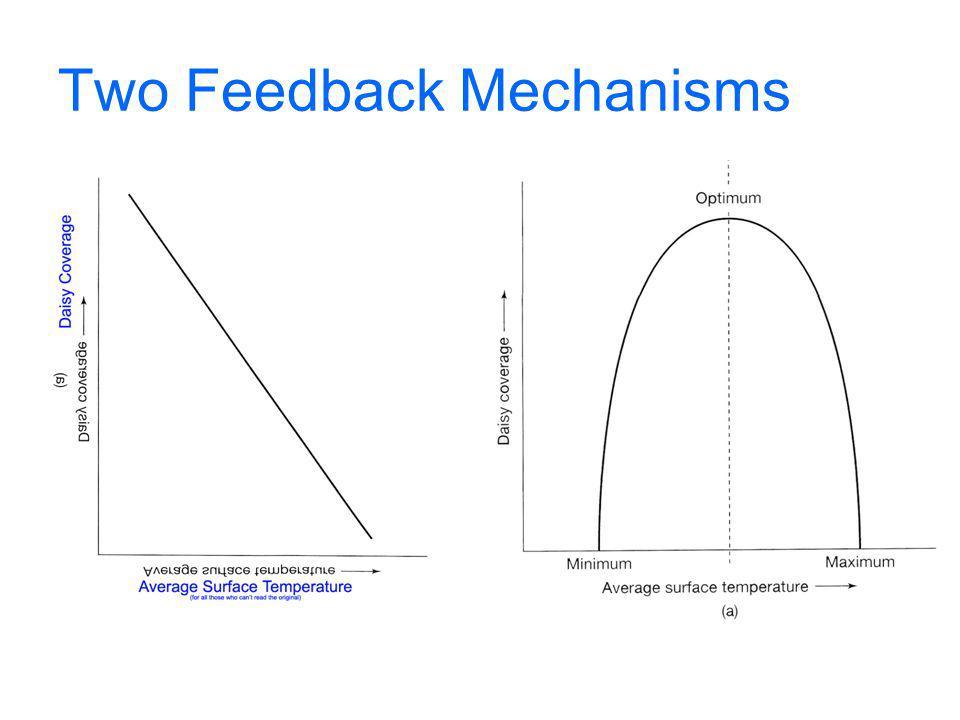 Two Feedback Mechanisms