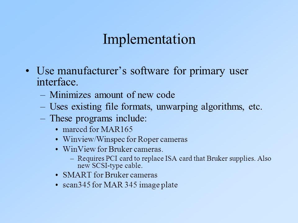Example Application: Monochromator Second Crystal Stabilization