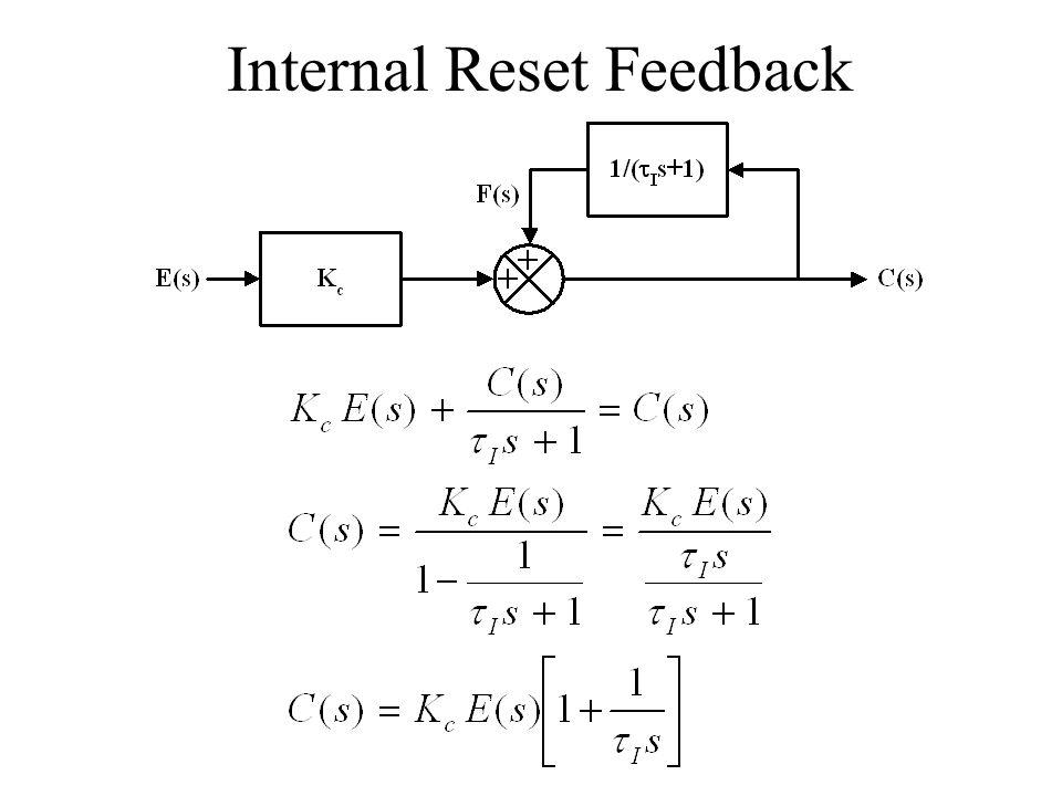 Internal Reset Feedback