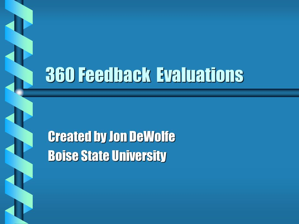 What will be covered What is 360 Feedback.What is 360 Feedback.
