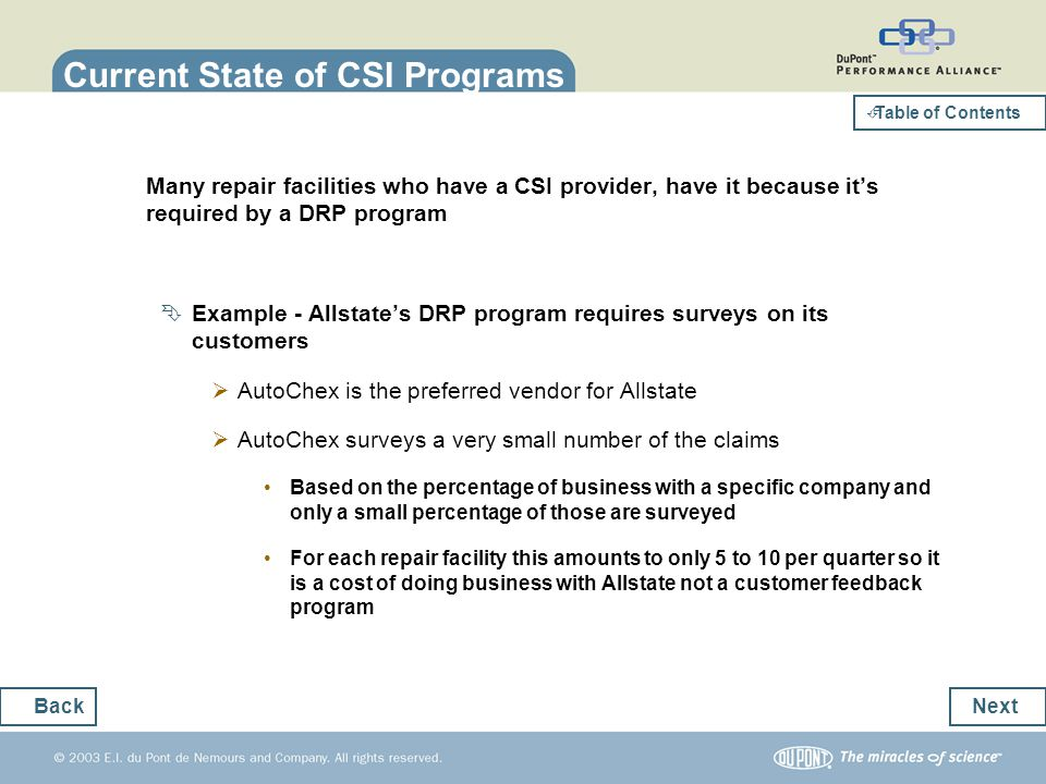 Frequently Ask Questions How does CTQ get my customer data to perform CSI.
