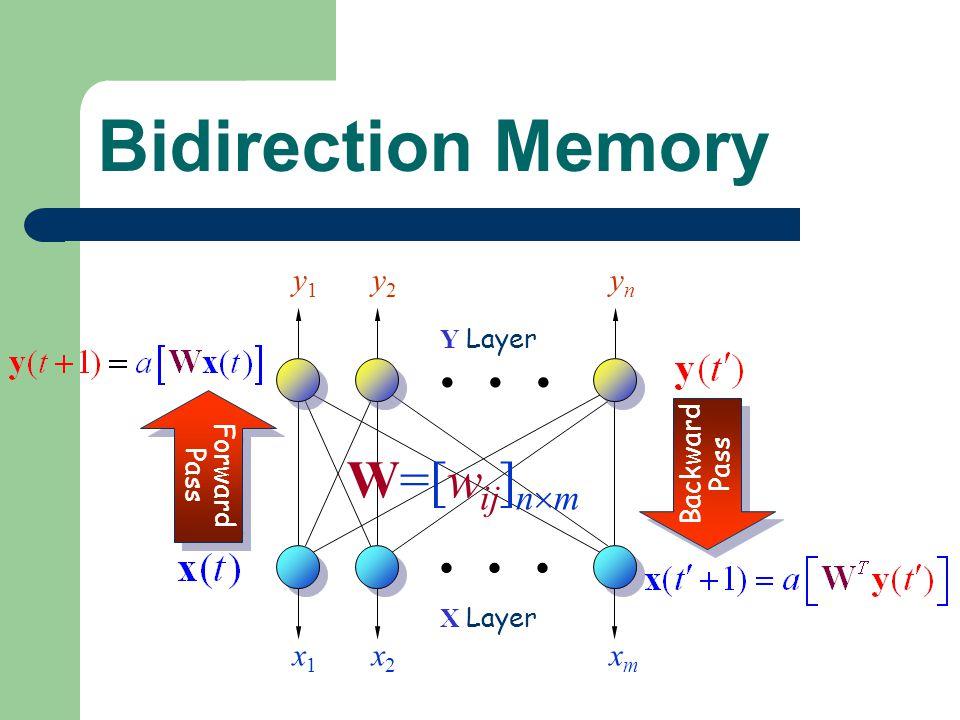 Bidirection Memory...