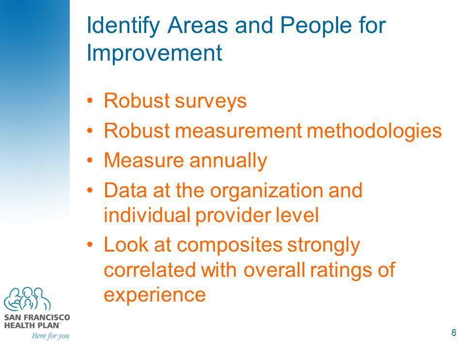 Validated Surveys Clinician Group CAHPS Survey https://www.cahps.ahrq.gov/content/products/CG/P ROD_CG_CG40Products.asp?p=1021&s=213https://www.cahps.ahrq.gov/content/products/CG/P ROD_CG_CG40Products.asp?p=1021&s=213 Clinician Group CAHPS Visit Survey https://www.cahps.ahrq.gov/content/products/CG/P ROD_CG_CG40Products.asp?p=1021&s=213https://www.cahps.ahrq.gov/content/products/CG/P ROD_CG_CG40Products.asp?p=1021&s=213 PBGH Short PAS Survey PAS website: http://www.cchri.org/programs/programs_pas.html http://www.cchri.org/programs/programs_pas.html Short PAS survey: http://www.calquality.org/programs/patientexp/docu ments/Short_Form_Survey_PCP_feb2010.doc http://www.calquality.org/programs/patientexp/docu ments/Short_Form_Survey_PCP_feb2010.doc 7