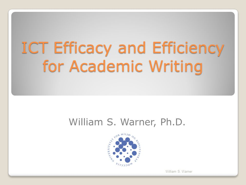 Combine audio, visual and written feedback Compare efficacy and efficiency Assess instructor and student response William S.