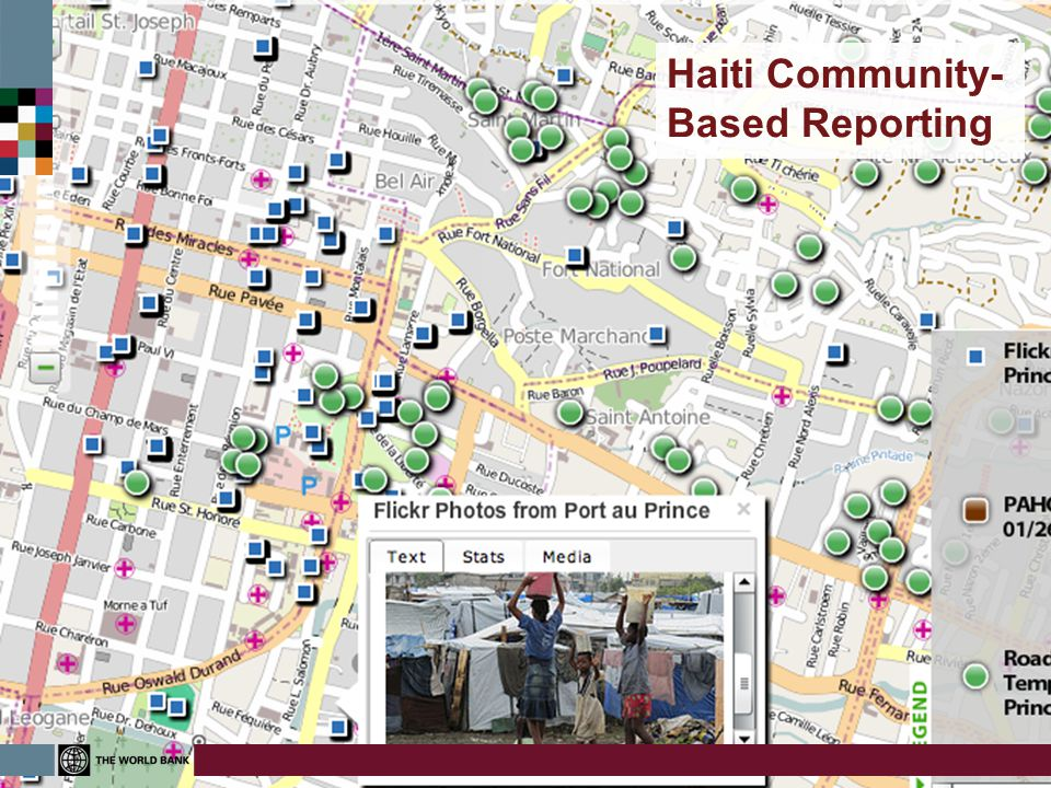 Haiti Community- Based Reporting
