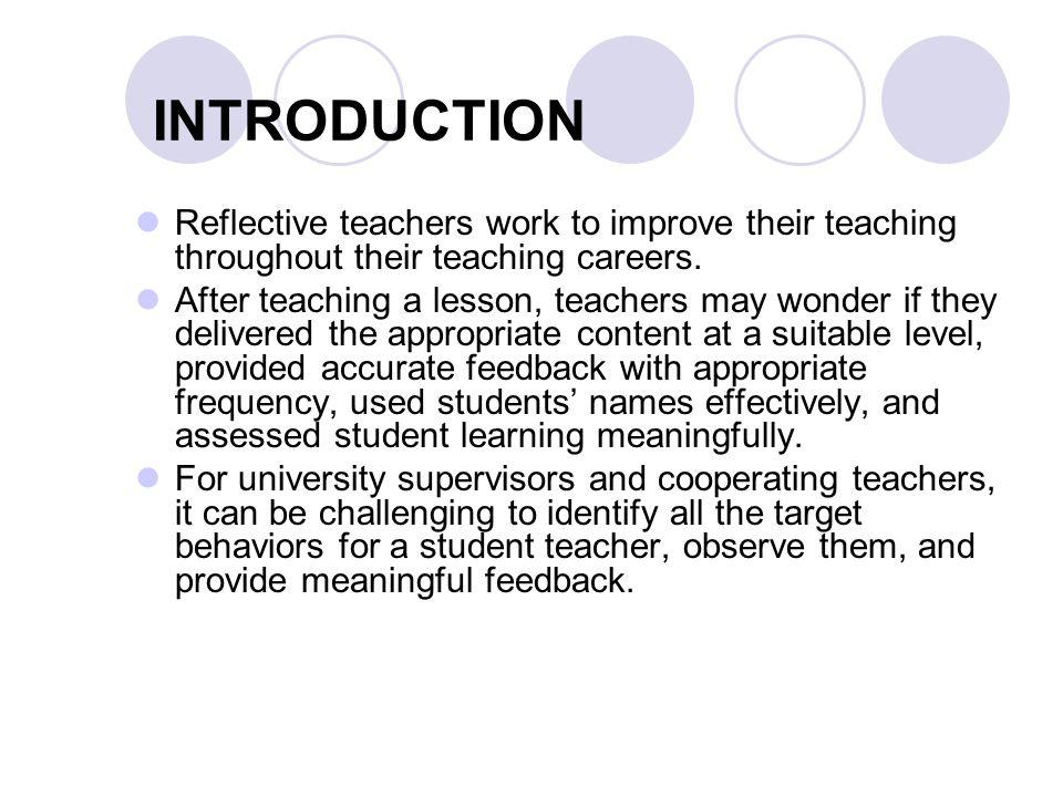 Percent Changes in Target Behaviors, Teach 1 to Teach 2 ** Negative change.