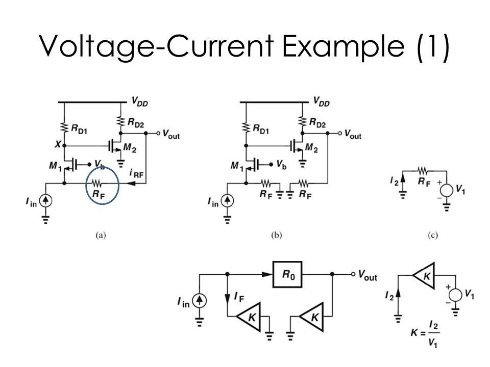 Voltage-Current Example (1)