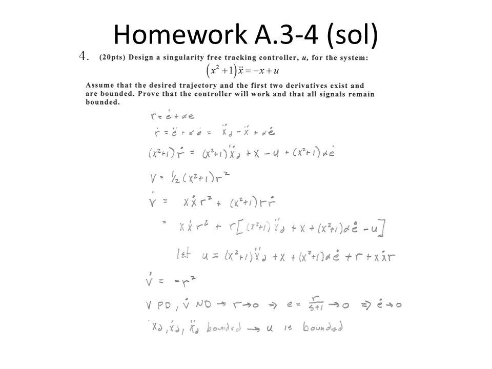 Homework A.3-4 (sol) 4.