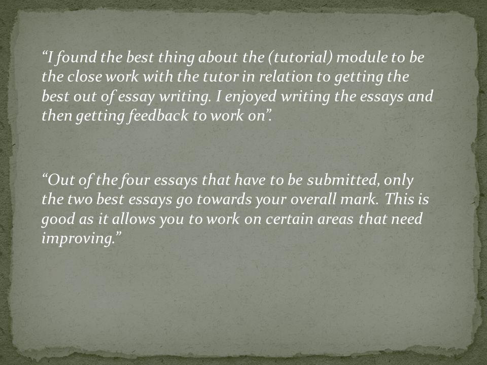 Diverse feedback methods Exam feedback Contextualised feedback Early feedback Frequent individualised formative feedback (project) Communication Pre-emptive feedback
