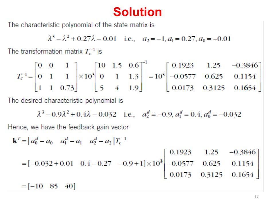 Solution 17