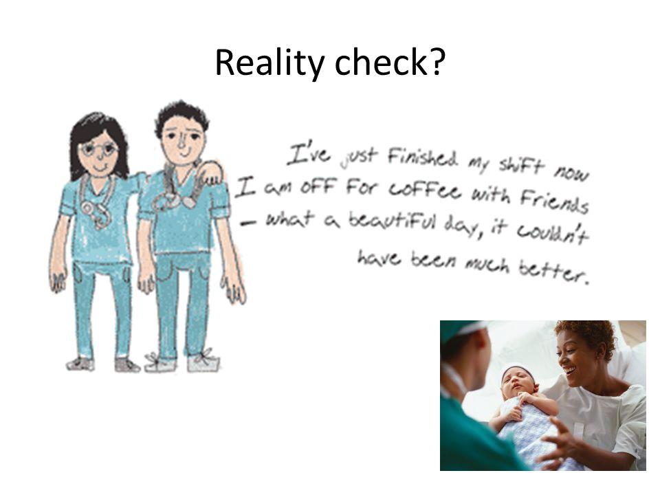 Reality check?