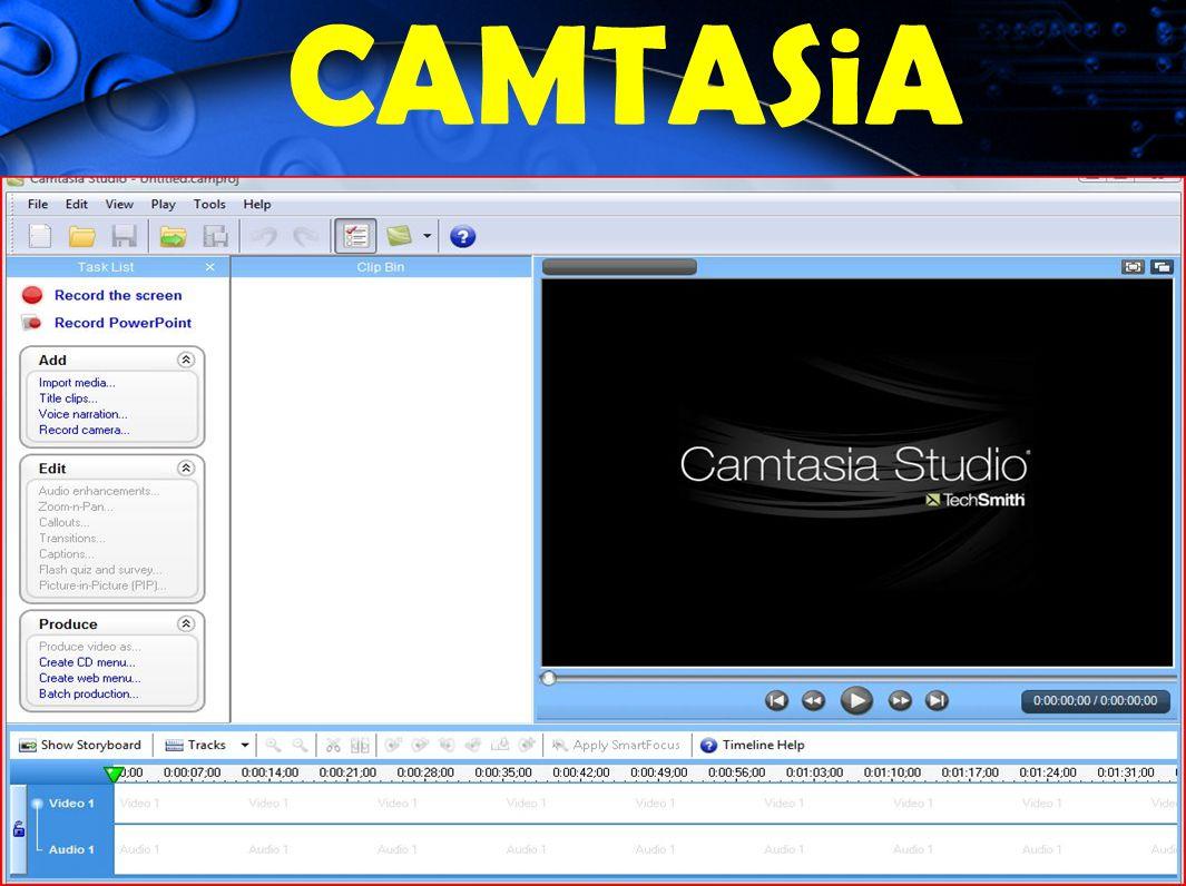 CAMTASiA