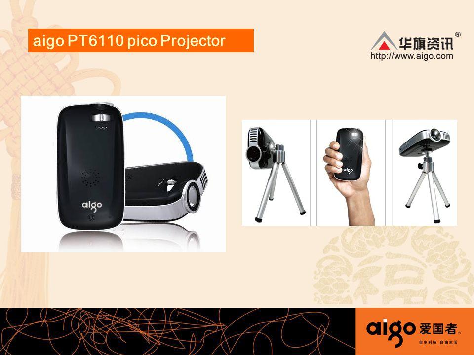 aigo PT6110 pico Projector