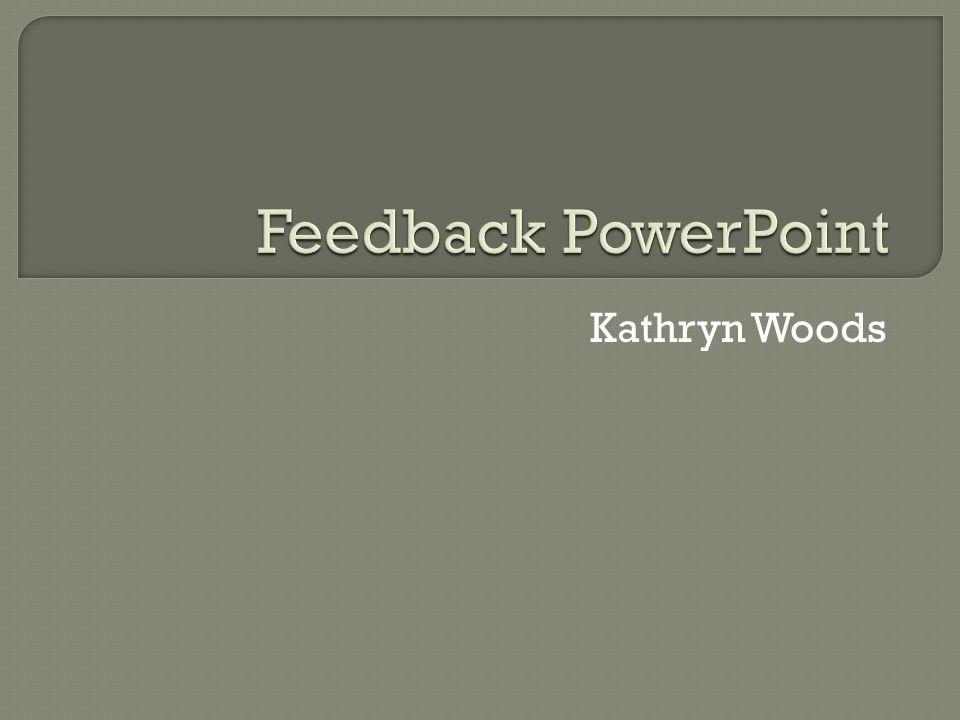 Kathryn Woods