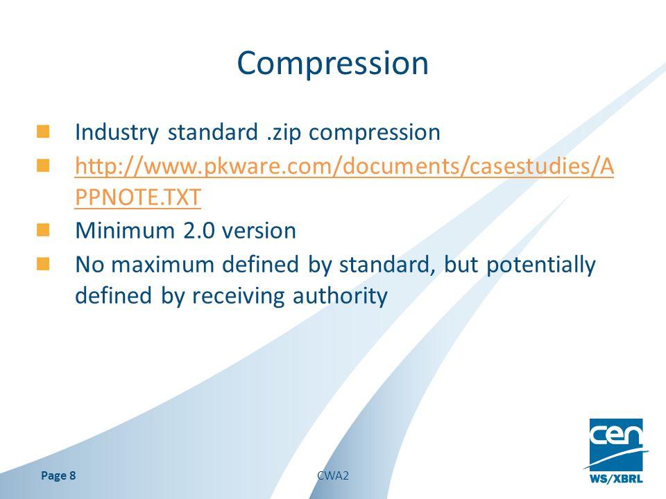 Compliant with European Directive 1999/93/EC Built on XML digital signature (W3C).