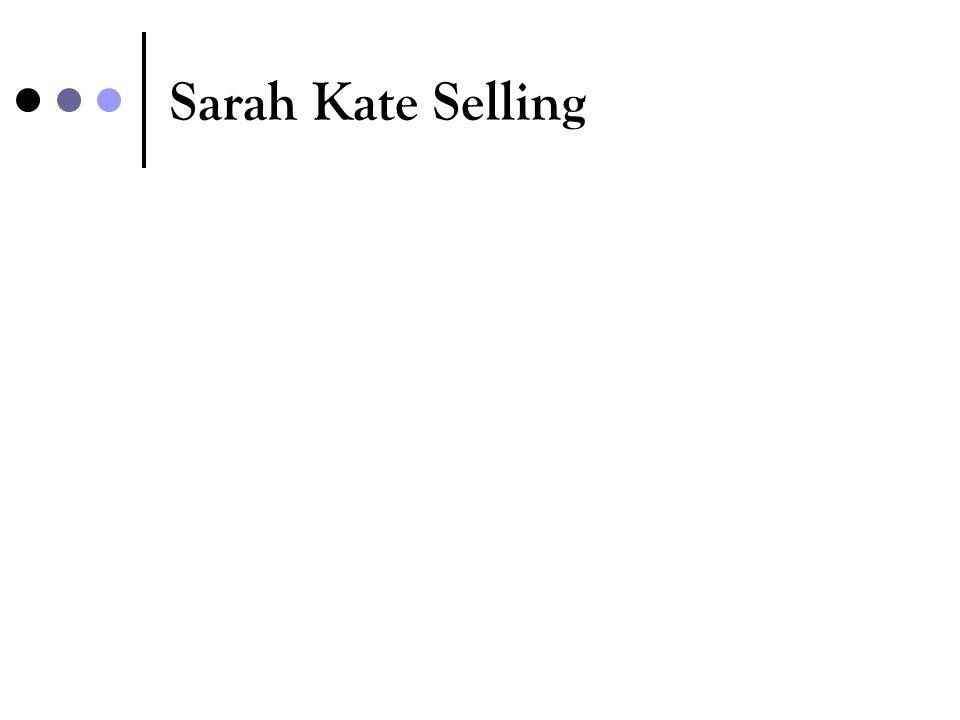Sarah Kate Selling